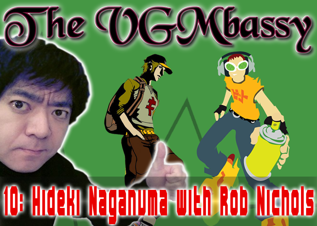 Episode 10: Hideki Naganuma with Rob Nichols (and Friends!)