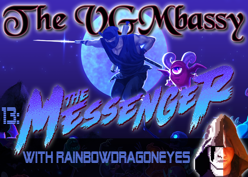 Episode 13 – The Messenger with Composer Rainbowdragoneyes