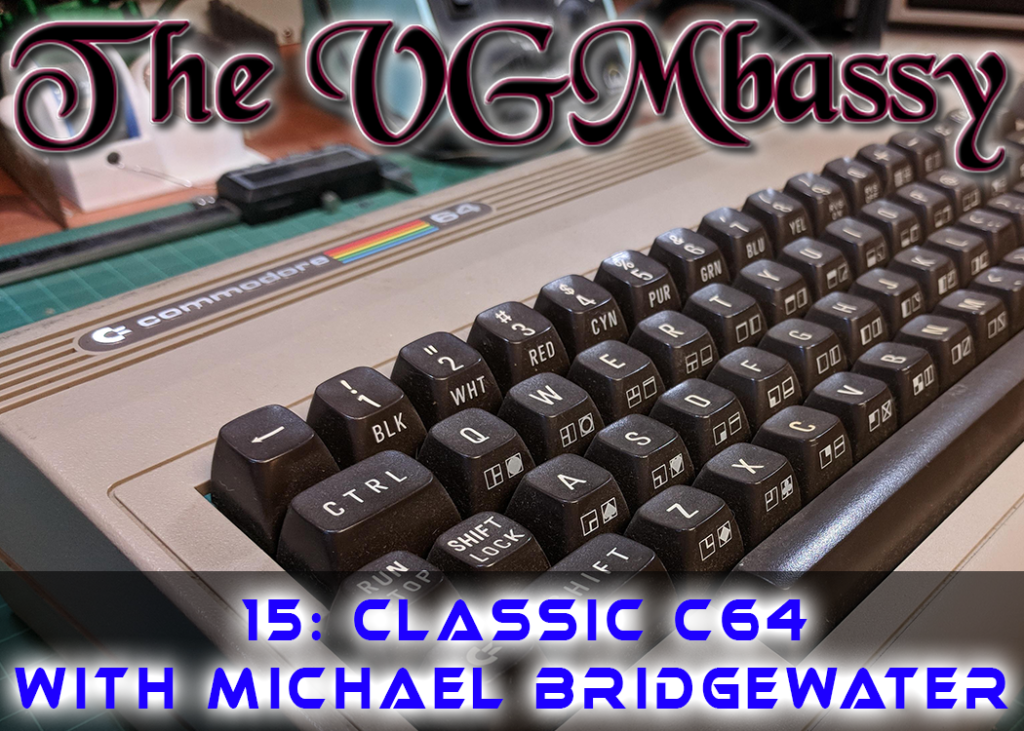 Episode 15: Classic C64 with Michael from Forever Sound Version