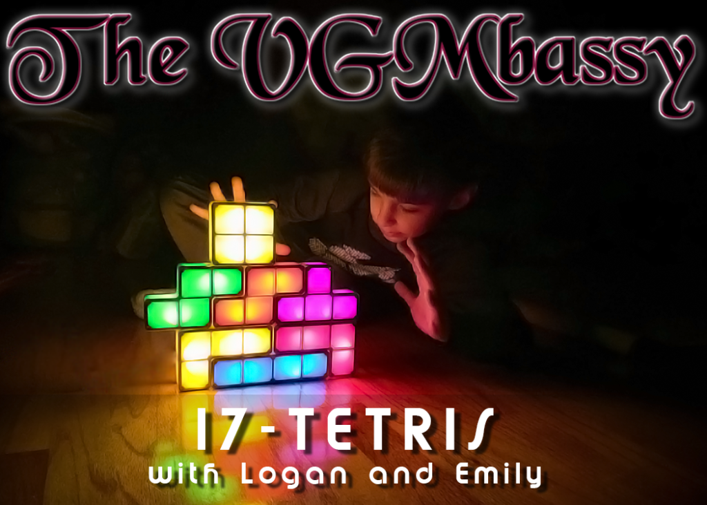 Episode 17: Tetris with Logan and Emily