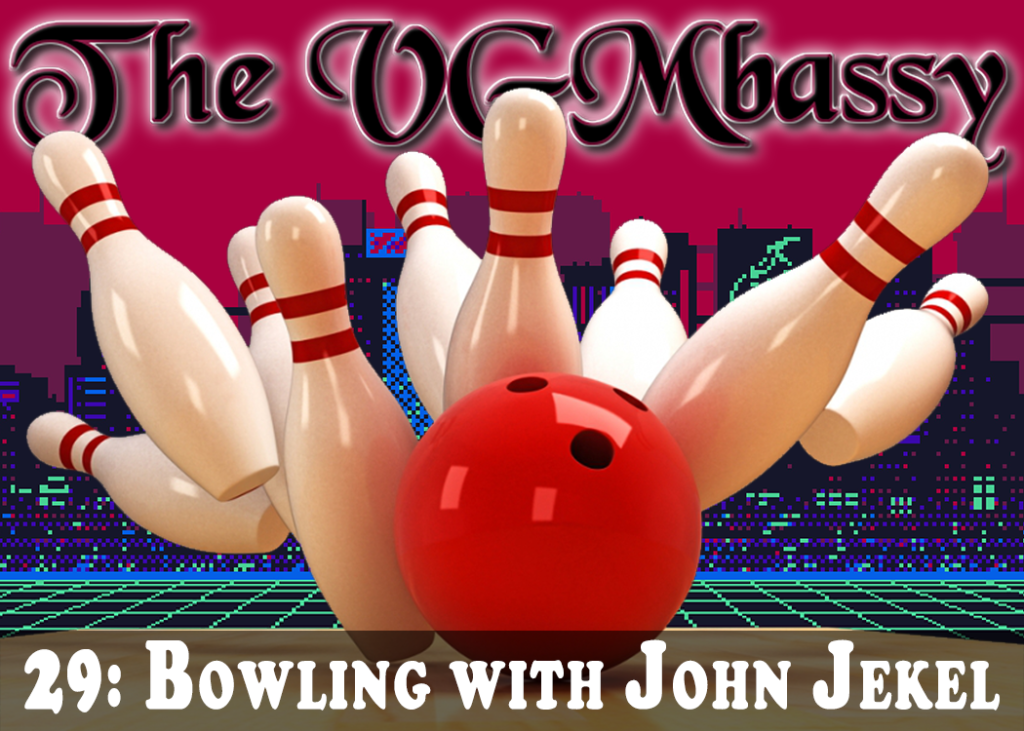 Episode 29: Bowling with John Jekel