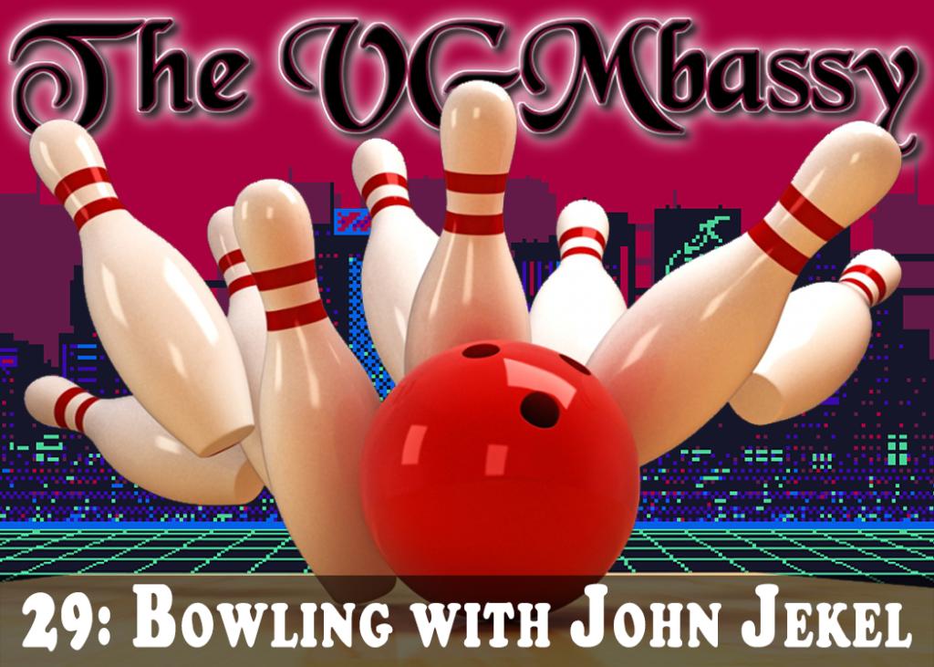 Episode 29: Bowling with John Jekel