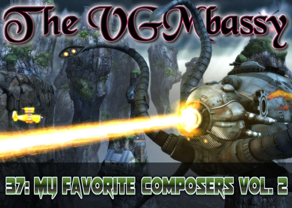 Episode 37: My Favorite Composers vol 2