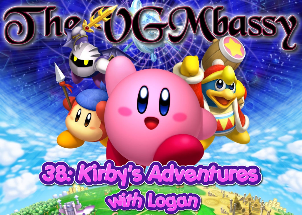 Episode 38: Kirby's Adventures with Logan