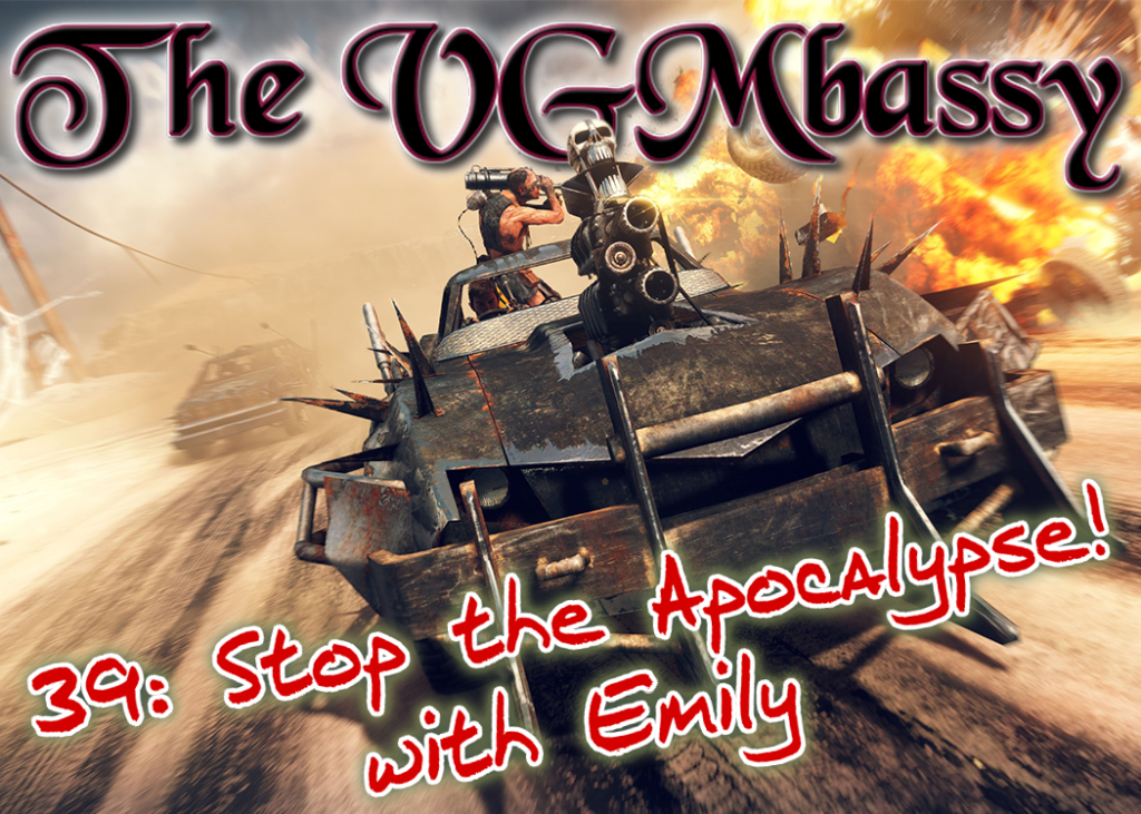 Episode 39: Stop the Apocalypse! with Emily