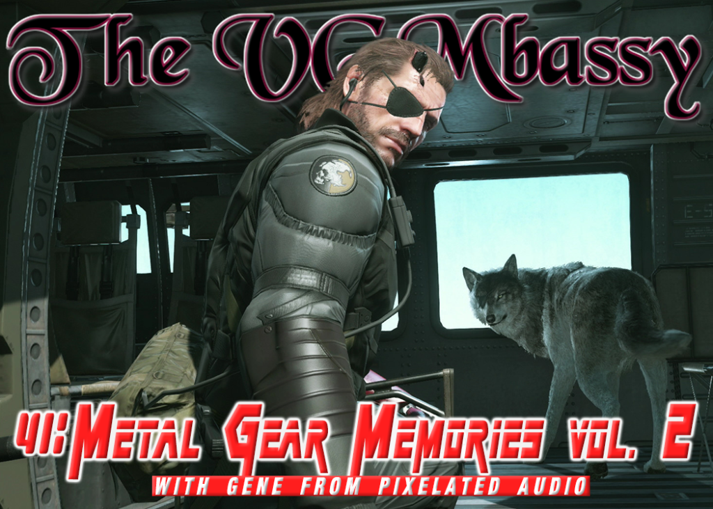 Episode 41: Metal Gear Memories vol 2 with Gene