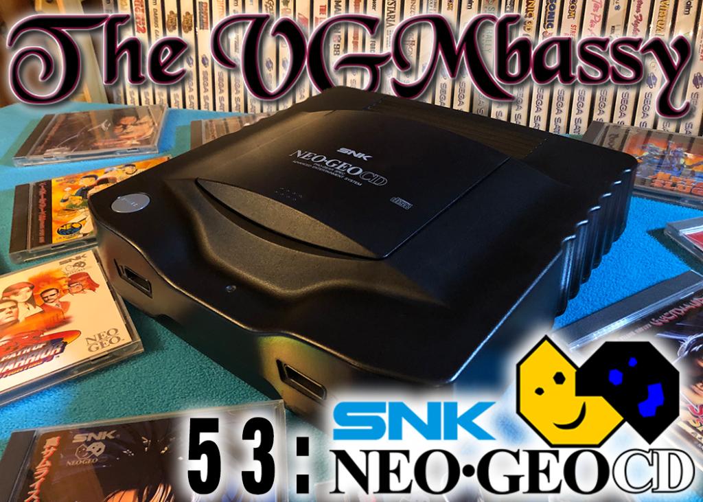 Episode 53: NEO GEO CD