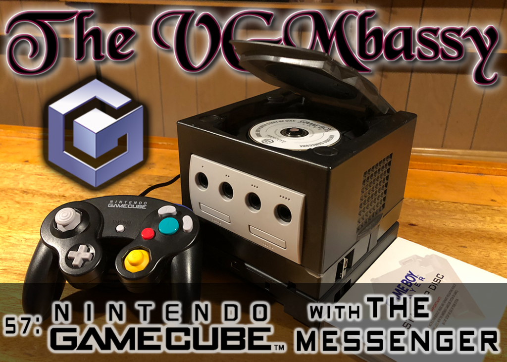 Episode 57: GameCube with The Messenger