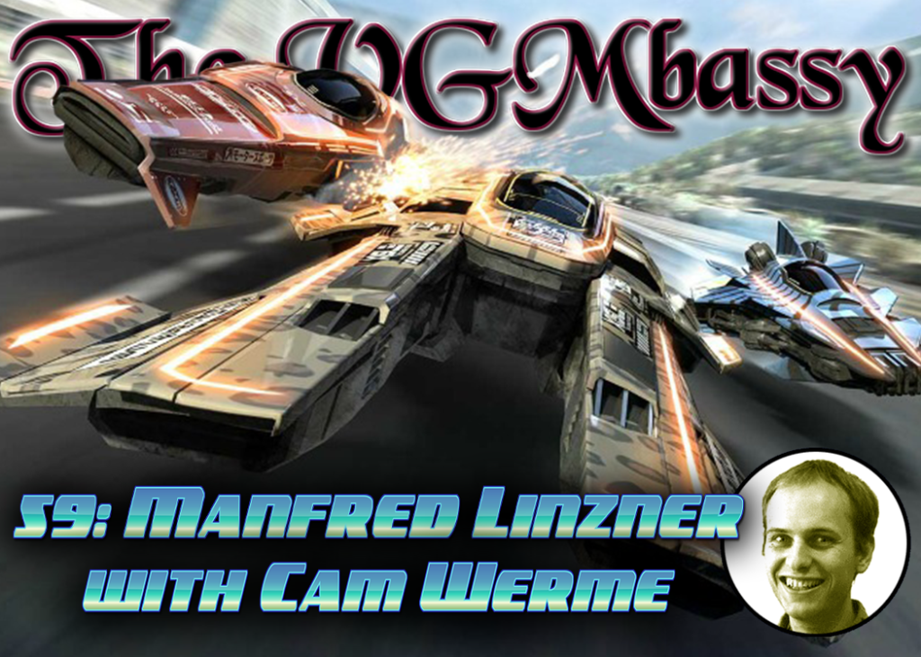 Episode 59: Manfred Linzner with Cam Werme