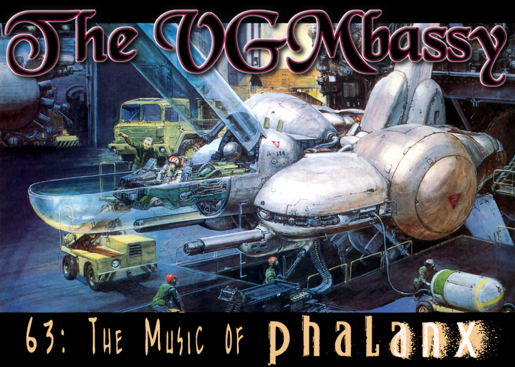 Episode 63: The Music of Phalanx
