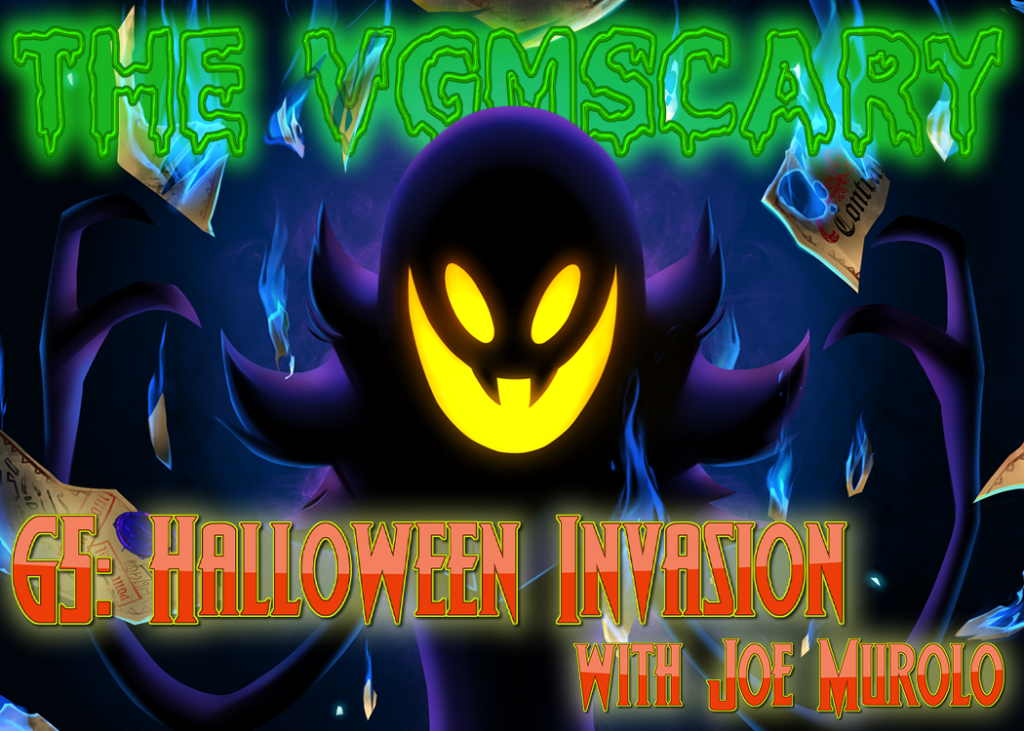 Episode 65: Halloween Invasion With Joe
